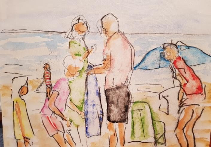 An Trá / The Beach